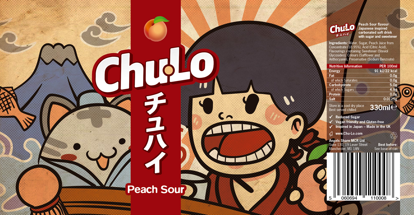 chu-lo soft drinks